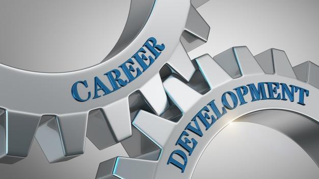Career development concept