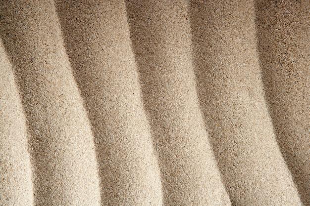 Caribbean white wavy white sand texture lines