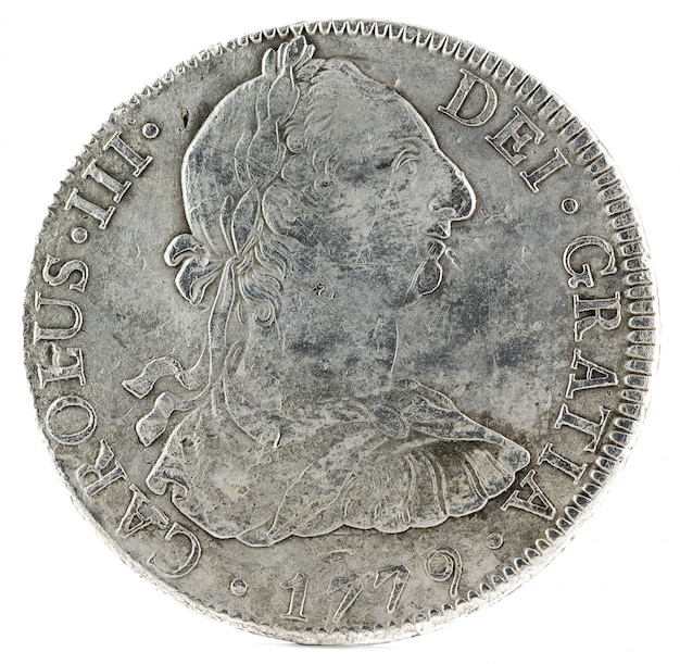 Carlos iii coin