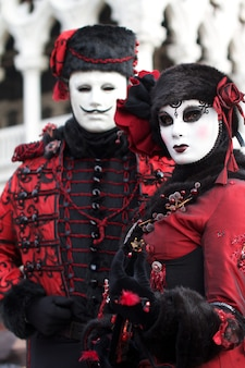 Carnival - venice italy