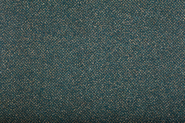 Carpet covering background. pattern and texture of dark green colour carpet. copy space
