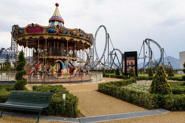 Carrousel merry go round, fujikyu highland