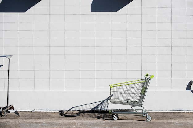 Cart shopping buying commerce market purchase retail