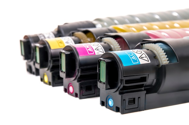 Cartridges for laser printers