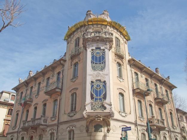 Casa fleur fenoglio、トリノ