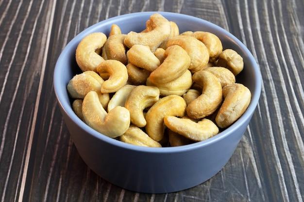 Орех кешью бразильский орех выборочный фокус