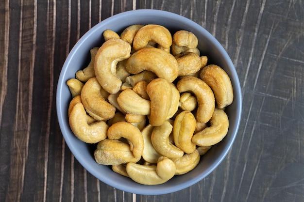 Орех кешью бразильский орех вид сверху