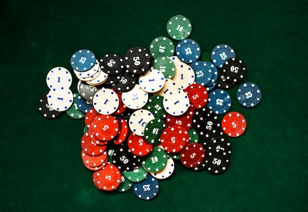 Casino chips tokens illegal gambling
