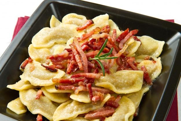 Casoncelli food