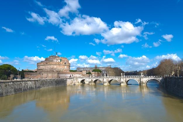 サンタンジェロ城-ローマ