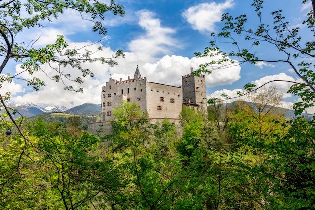 Castle in brunico