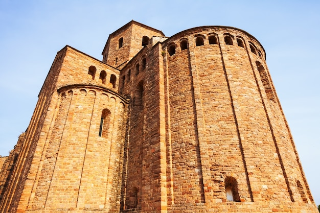Castle of cardona. catalonia, spain