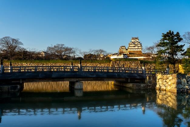 Castle in himeji, one of the oldest castles in japan