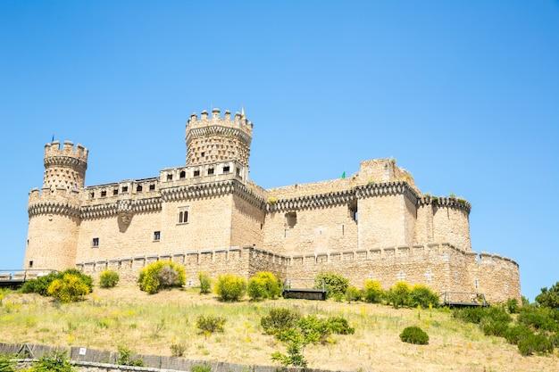 メンドーサの城