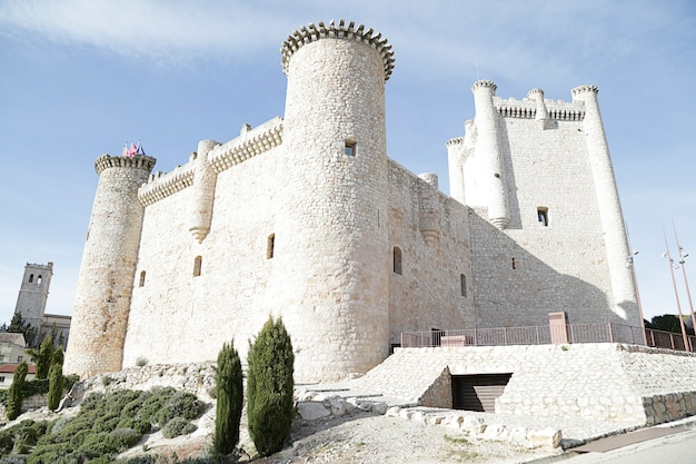 Castle of torija is a castle located in the province of guadalajara, spain