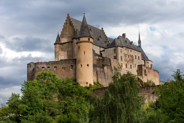 Castle of vianden