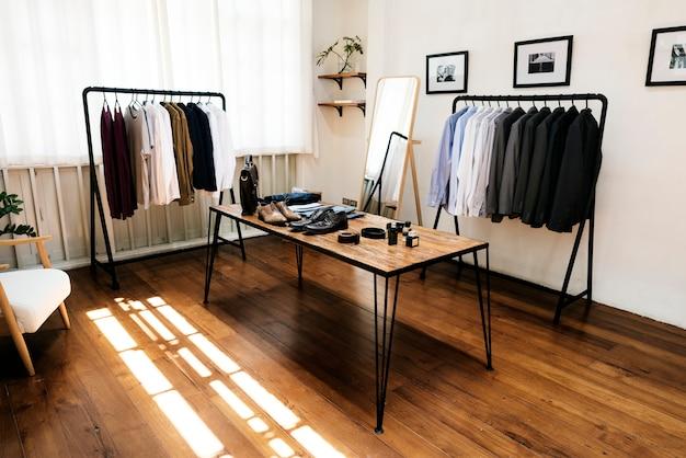 A casual cloth shop