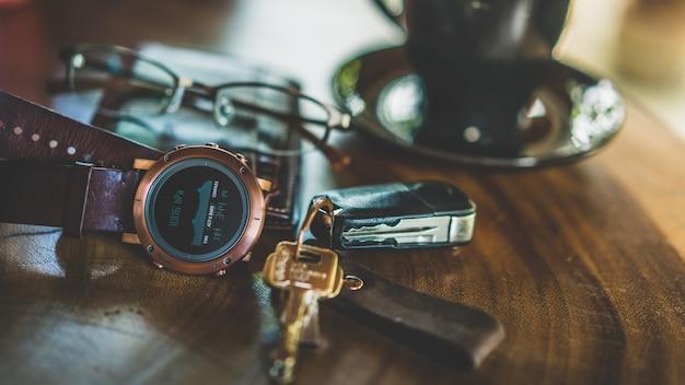 Casual men lifestyle accessories
