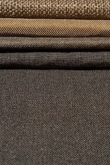 Catalog of browns multi colored cloth