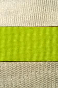 Catalog of multi colored cloth