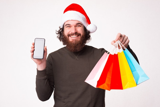 私が私の電話であなたに見せているこのクリスマスの申し出をキャッチしてください。