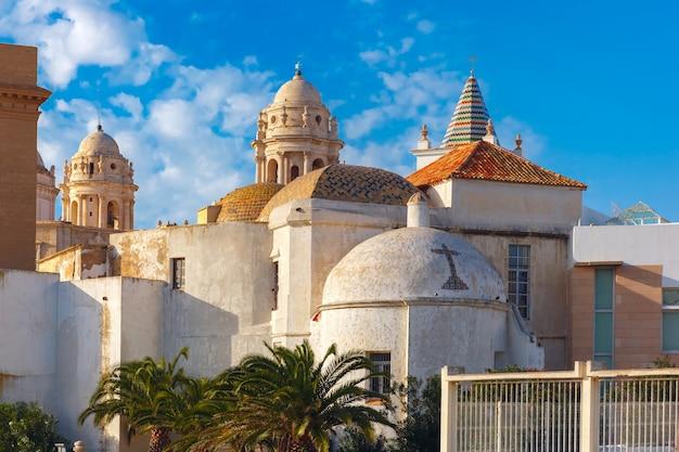 カディス、アンダルシア、スペインの大聖堂