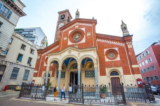 Собор в милане, католическая религия