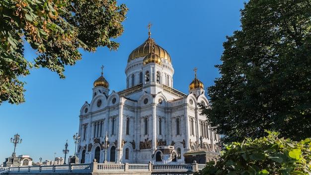 救世主ハリストス大聖堂モスクワロシア