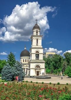 Собор рождества христова в кишиневе, молдова