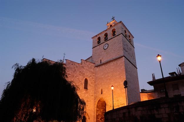 Cathedral of santander, cantabria,spain