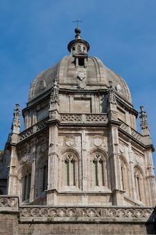 Cathedral of toledo, toledo, spain