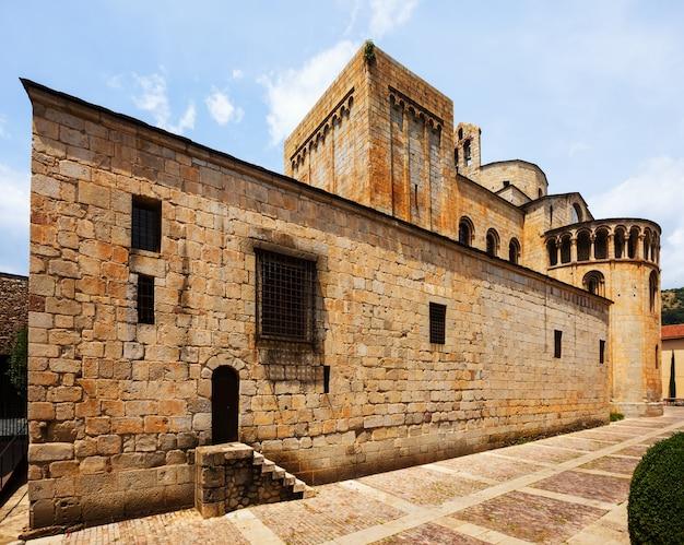 Cathedral of urgel at la seu d'urgell