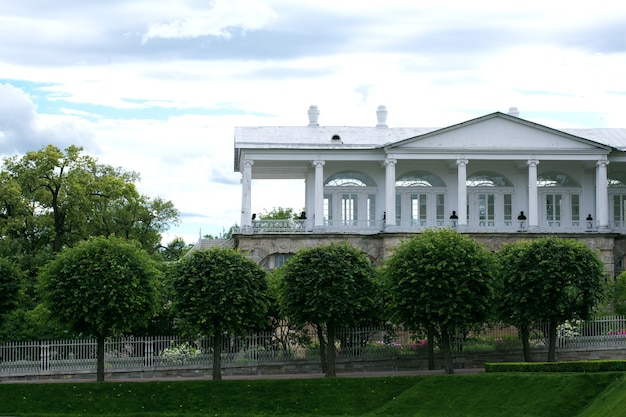 Екатерининский парк в санкт-петербурге
