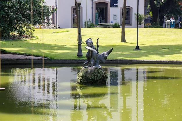 Catheter palace gardens in rio de janeiro
