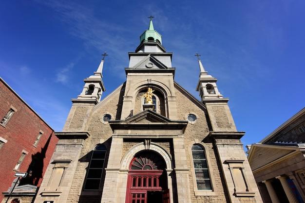 몬트리올에서 가톨릭 교회