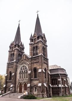 Catholic church of st. nicholas in kamensky (ukraine)