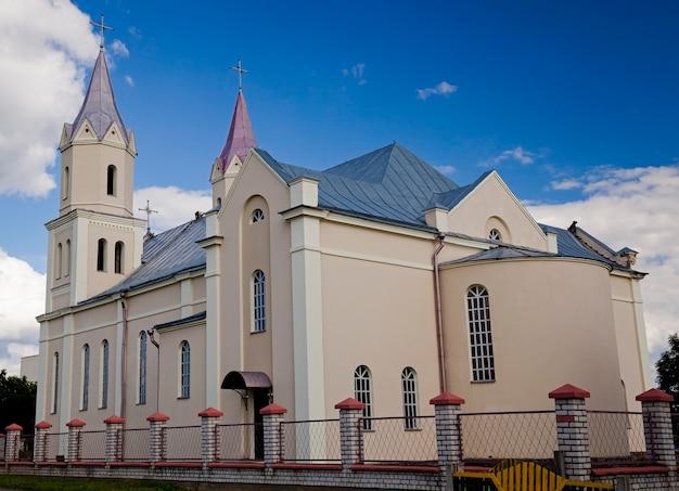 Католическая церковь - католическая церковь, расположенная на территории г.