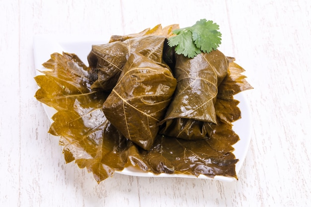 Caucasian traditional dolma