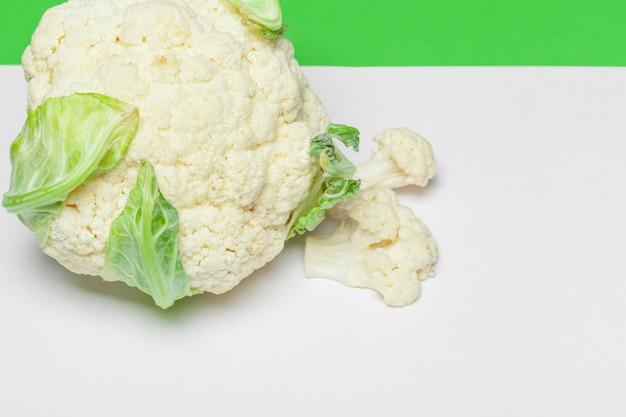 Cauliflower piece