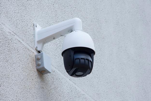 Cctvモニタリング。物体保護用の屋外ビデオ監視カメラ。