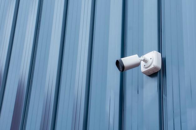 Видеонаблюдение. камера наружного видеонаблюдения для охраны объекта.