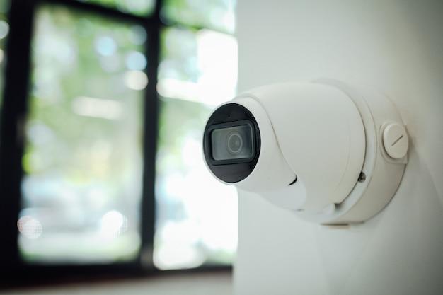 Cctv 보안 카메라 또는 가정 감시 카메라 비디오 보호 안전 시스템 가드