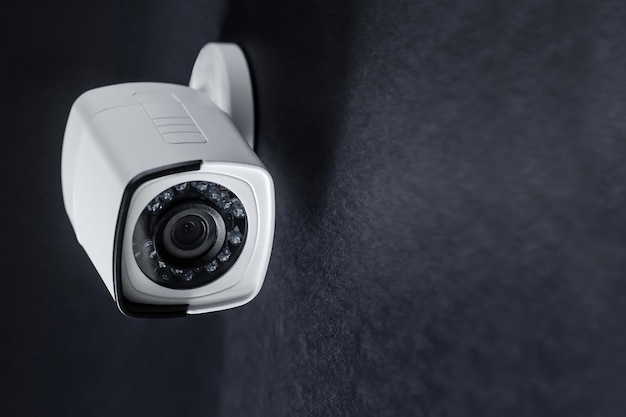 Cctvカメラ。セキュリティシステム