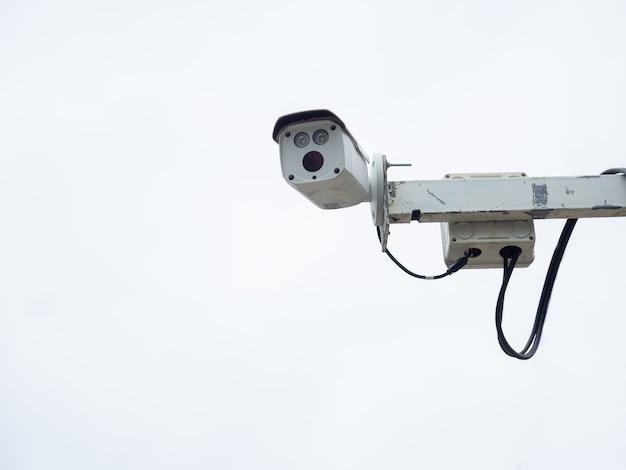警備監視のために空港と地下鉄に設置されたcctvセキュリティカメラ