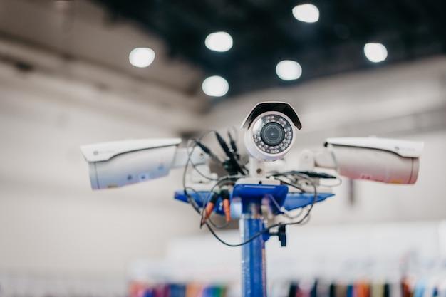 オフィスにおけるセキュリティcctvカメラまたは監視システム