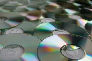 Cd rom, disc