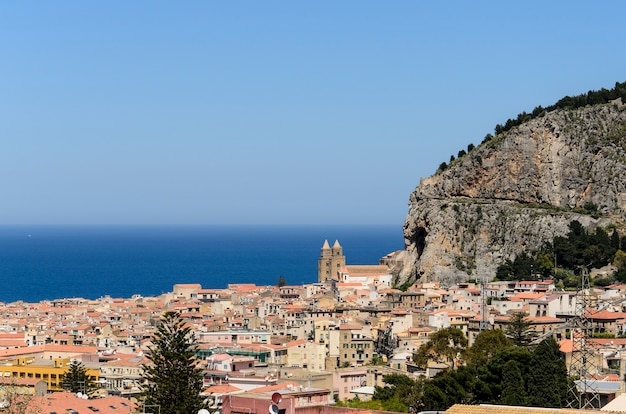 チェファル、シチリア島、イタリア