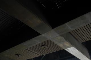 Ceiling, black