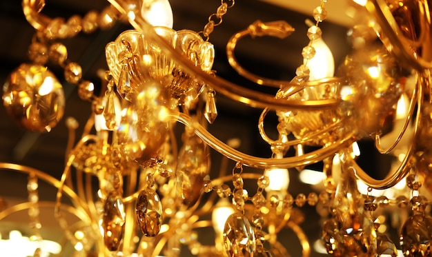 Ceiling lamps, chandeliers