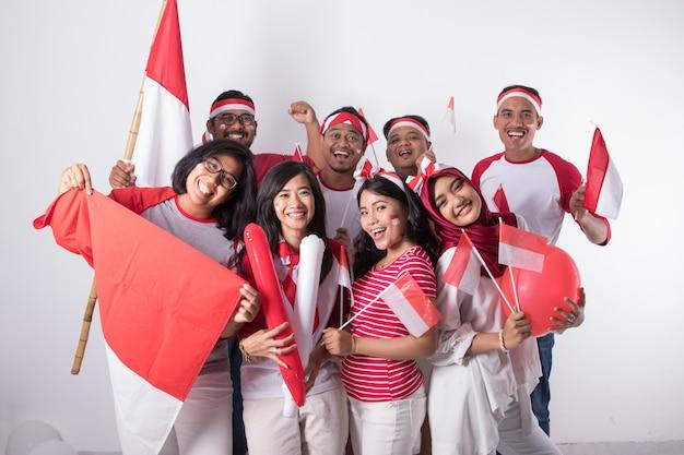 Празднование дня национальной независимости